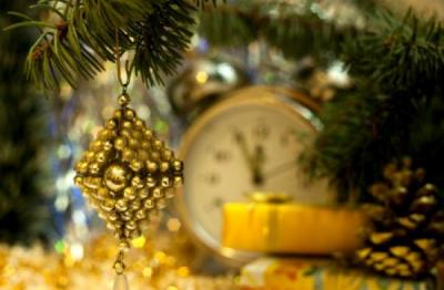 Поздравляем любимых партнеров с Новым годом и Рождеством!