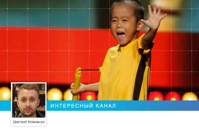 Крутые детишки с талант-шоу Little Big Shots