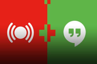 Google объединяет Hangouts и YouTube Live