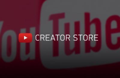 YouTube запускает Creator Store с сувениркой от топовых блогеров