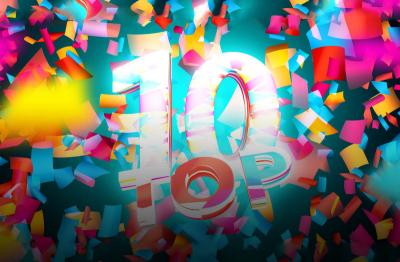 Топ-10 креаторов и тренды YouTube в августе
