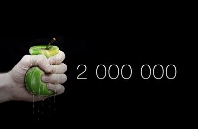 2 миллиона подписчиков у Wylsacom