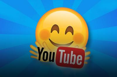 Эмодзи на YouTube!