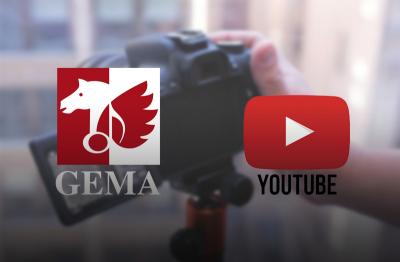 YouTube и GEMA снова на одной сцене