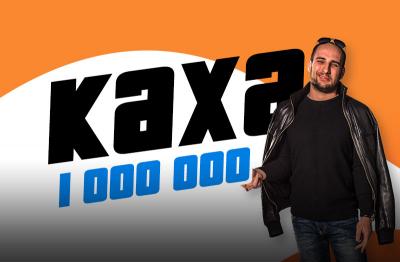 1 000 000 джигитов на канале KlizmaTV