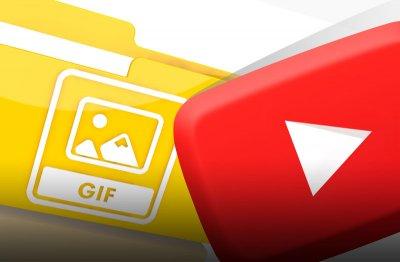 Анимированные превью на YouTube