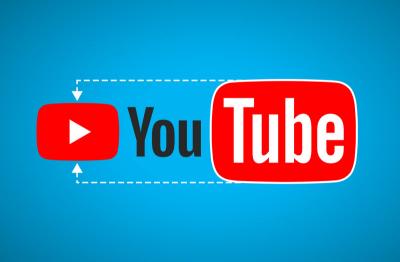 Новый дизайн и логотип YouTube