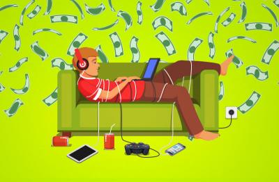 YouTube заплатит геймерам еще больше!