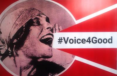 #Voice4Good. Мы против кибербуллинга!