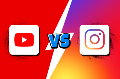 YouTube vs Instagram: кто лучше?