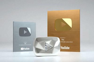 Новые кнопки YouTube