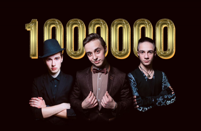 1000000 на канале Magic Five