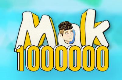 1 000 000 на канале Mak!