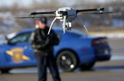 Государство берет под контроль дроны