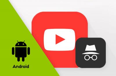 Юзай инкогнито на YouTube для Android