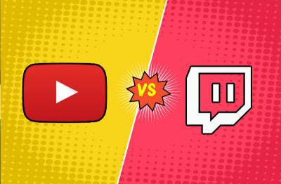 Никаких анонсов Twitch на YouTube