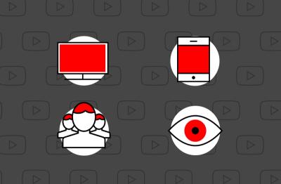 Новые данные YouTube