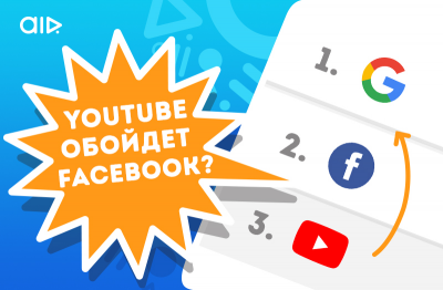 YouTube обойдет Facebook?