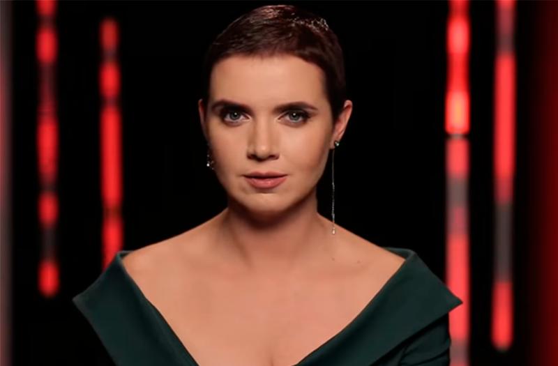 Янина Соколова — лучший блогер Украины