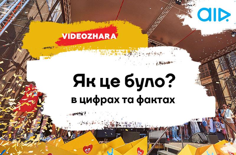VIDEOZHARA 2019: як це було. В цифрах і фактах