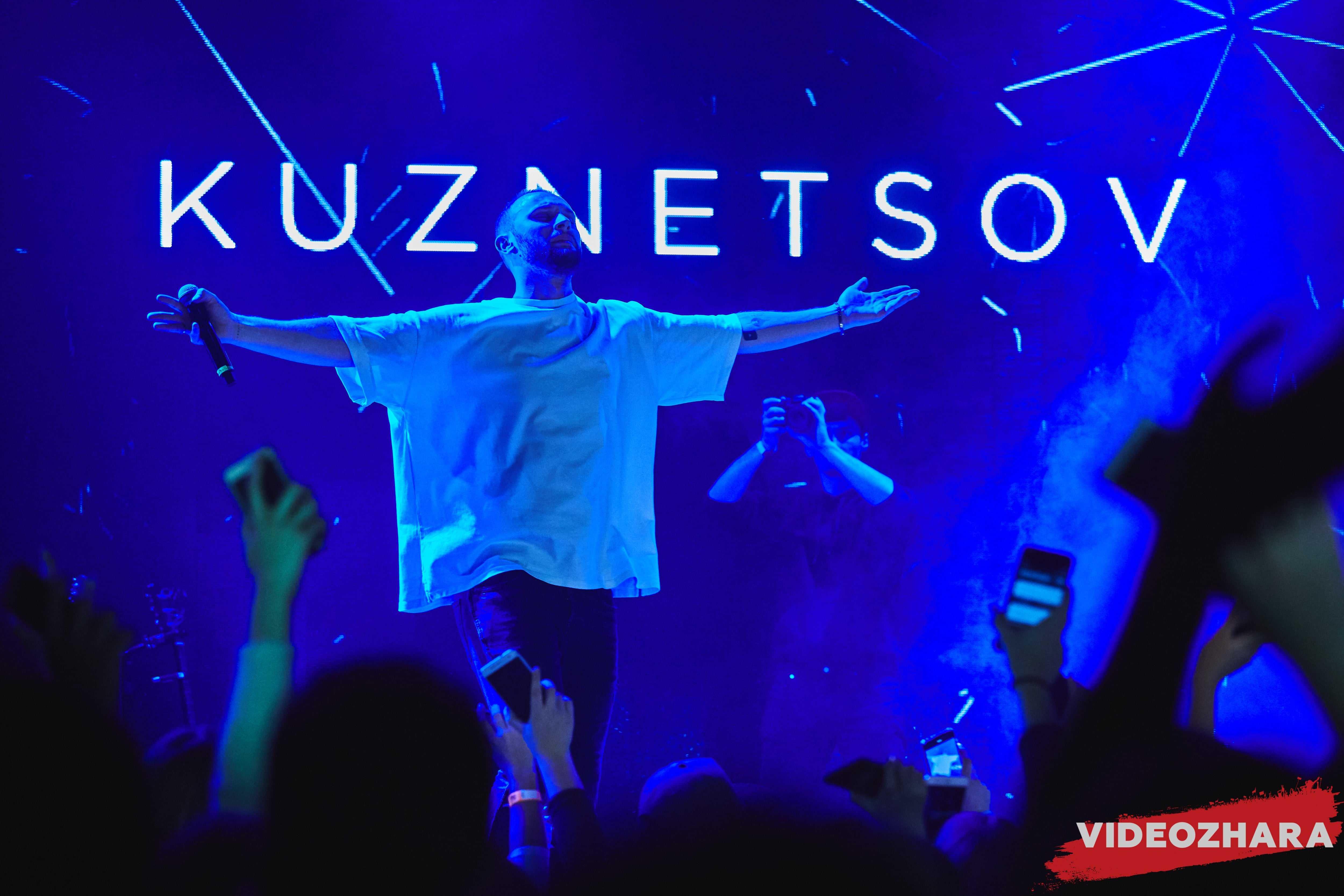 Було спекотно! Руслан Кузнецов зібрав повну концертну залу в Києві