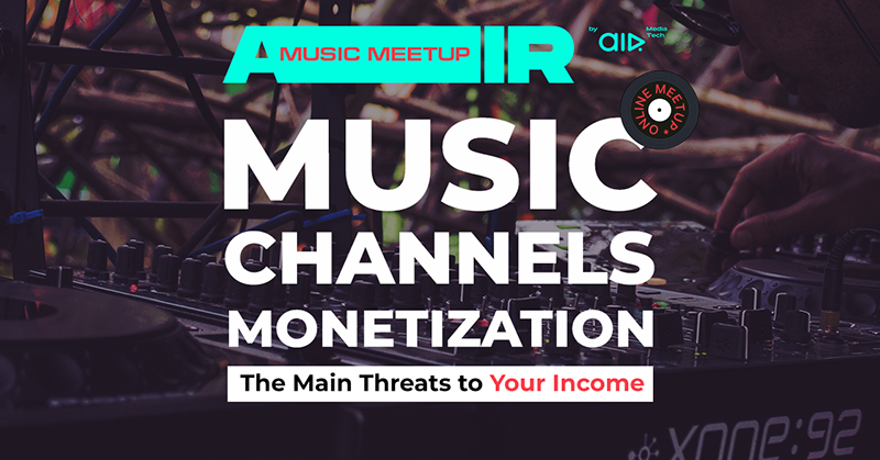 Music Channels Monetization: The Main Threats to Your Income
