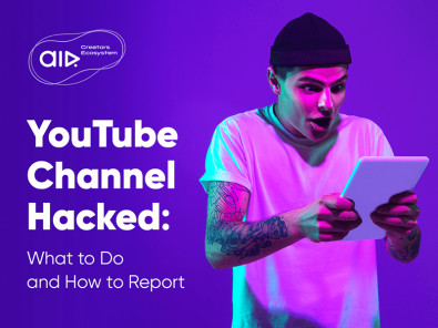 YouTube Channel Hacked: What to Do and How to Report
