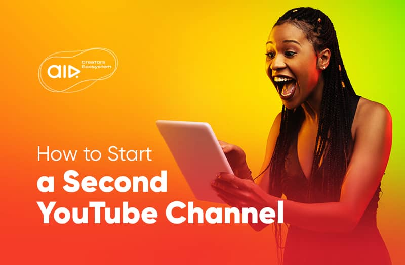 How to Start a Second YouTube Channel Preview
