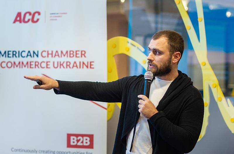 AIR гостинний: зустрічаємо представників American Chamber of Commerce in Ukraine